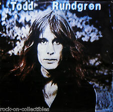 Todd Rundgren 1978 Hermit of Mink Hollow Original Oversized Poster