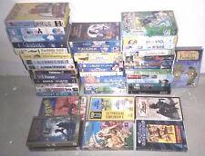 lot de 43 cassette VHS dessin animé film(zorro western 101 dalmatien oui oui etc