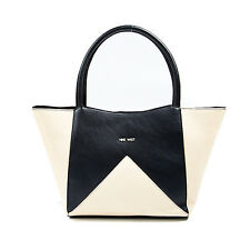 Nine West Walk the Block Tote Bag with DAMAGES