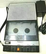 Panasonic Portable Audio Cassette Player Recorder Model Rq-2731 Tested Working
