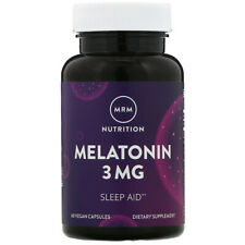 Mélatonine 3 mg - 60 capsules