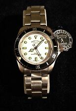 Vintage Rodeo Drive Men's Watch Analog Quartz Watch - Luminous Glow In The Dark