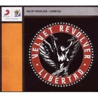 "VELVET REVOLVER ""LIBERTAD"" CD ROCK NEW!"