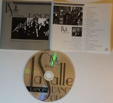 cd: LA SALLE DANCE ORCHESTRA - DANCIN' - 20'S AND 30'S - HOT JAZZ