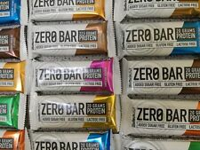 BIOTECH USA ZERO PROTEIN BAR 20x50g ALL 9 FLAVOURS + PICK N MIX CHEAPEST ON EBAY