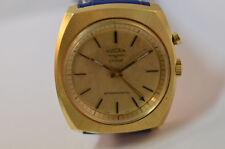 Vulcain Cricket Jumbo Vintage Uhr mit Wecker Ref.: S 2312 B , Funktion perfekt