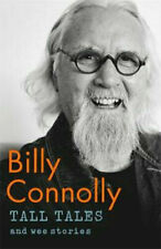 BILLY CONNOLLY TALL TALES AND WEE STORIES (Biography) Brand New ON HAND In Aus!