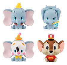Bandai Disney Friends Figure Capchara Gashapon 4 Circus Dumbo Timothy set 4 pcs