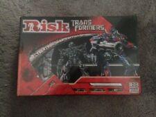 BRAND NEW - RISK TRANSFORMERS BOARD GAME, CYBERTRON WAR EDITION, HASBRO/PARKER