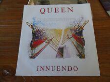 "Queen - Innuendo / Bijou7"" Single"