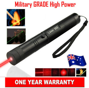 Military Grade High Power RED Laser Pointer Pen
