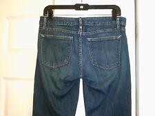 EUC!  GAP 1969 women's Curvy Fit boot cut denim jeans Size 26/2r medium wash
