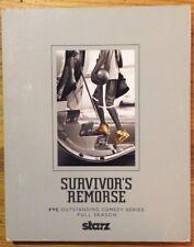 Full Season of Survivor's Remorse (PROMO COPY set of DVDs, Starz)