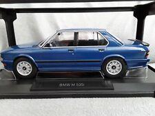 BMW M 535i 1987 Azul 1:18 Norev 183267