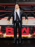 WWF WWE PAUL BEARER JAKKS WRESTLING ACTION FIGURE CLASSIC SUPERSTARS SERIES 9
