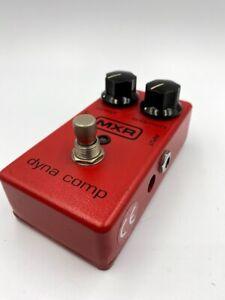 MXR M102 Dyna Comp Compressor Guitar Effect Pedal