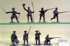 Armies in Plastic 5542 - French & Indian War 1754-1763 Figures/wargaming Kit