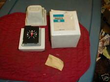 Nos Mopar 1971-4 B Body Dash Clock W/ Standard Dash