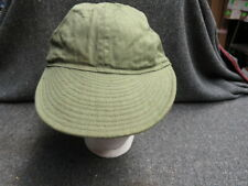 """WWII US ARMY AIR FORCE TYPE A-3 """"BASEBALL"""" CAP-ORIGINAL-EXCELLENT-1942 DATE"""