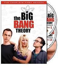 The Big Bang Theory: Season 1...DVD New Free Shipping
