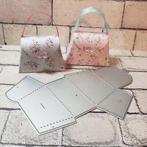 Lady's Handbags Dies for Scrapbooking knife mold stamp and dies embossing