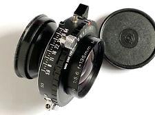 Rodenstock 135mm f5.6 Sironar-N Apochromatic Copal 0 FLAWLESS GLASS!