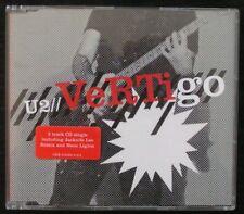 """U2 """" VERTIGO """" CD Single 3 TITRES - Press.EU n°02498 68183 / ISLAND RECORDS/2004"""