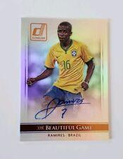 2015 Donruss The Beautiful Game Signatures #24 Ramires