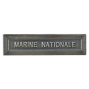 Agrafe pour médaille Ordonnance MARINE NATIONALE