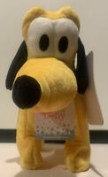 Disney Baby Pluto Animated Walking Barking and Wags Tail Pet NEW! FREE SHIPPING!