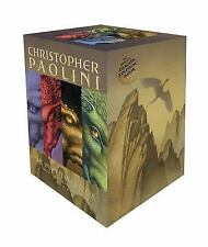 Inheritance Cycle 4-Book Boxed Set : Eragon; Eldest; Brisingr; Inheritance...