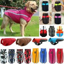 New listing Pet Vest Jacket Warm Waterproof Pets Dog Clothes Small Large Winter Padded Coat
