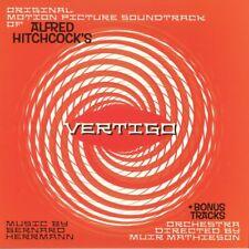 HERRMANN, Bernard - Vertigo (Soundtrack) - Vinyl (heavyweight vinyl LP)