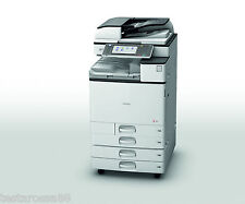 Ricoh MPC3003 Colour Multifunction w Copy Scan Print Great Condition Low Prints