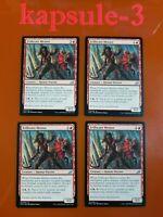 4x Frillscare Mentor | Ikoria Lair of Behemoths | MTG Magic Cards