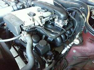 MERCEDES Benz year 2000 W202 C CLASS ENGINE MOTOR C180 in top condition