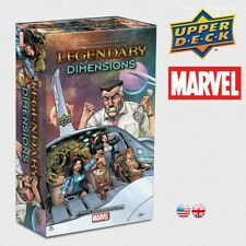 MARVEL - Dimension  - Legendary Deck Building Game Expansion - englische Sprache