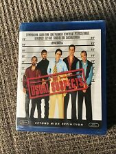 The Usual Suspects (Blu-ray Disc, 1995) New Unopened