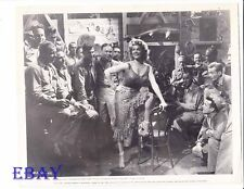 Rita Hayworth Miss Sadie Thompson VINTAGE Photo
