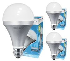 3 Pack 10W GLS LED Warm White Light Bulb E27 Edison Screw 3000K A80 830 Lumens
