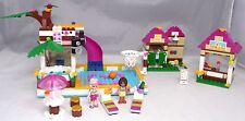 Lego Friends 41008 Großes Schwimmbad Rutsche Ball Andrea Isabella Eis Geld #16