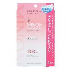 Minon Amino Moist - Moist Essential Mask 4pc x 22ml