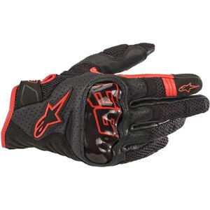 NEW Alpinestars MX MM93 SMX1 Rio Hondo Air Black/Red Gloves