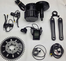 100mm BBSHD 48v1000w Bafang Mid Drive Conversion Kit 8Fun Electric Bike Bicycle