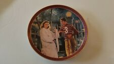Bradford Exchange Plate It's A Wonderful Life By The Light of the Moon W/  Coa