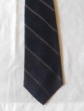 Marquis Silk Navy Blue Neck Tie