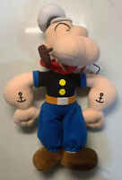 "Vintage 1993 Popeye by King Features - POPEYE - 12"" Plush soft cuddly toy"