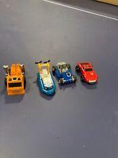 Lot of 4 Transformers Mini Bots g1