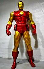 CLASSIC IRONMAN IRON MAN life size custom statue Finet XM