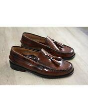 EE Exclusive Zapatos Castellanos hombre Florentick 103-FNWS color marrón borlas